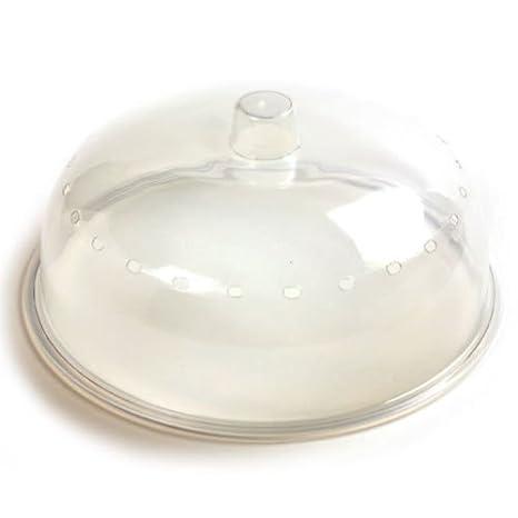 Amazon.com: Microondas Alimentos Dome carcasa tapa Splatter ...