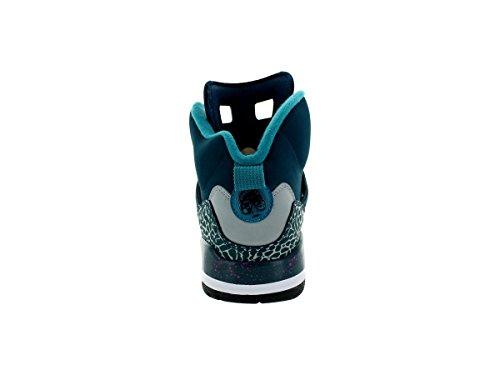 Jordan - Zapatillas para mujer space blue fusion pink wolf grey tropical teal 407