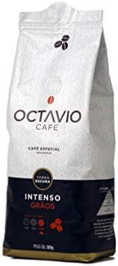 Café Torrado em Grãos Intenso Octavio Café 500g