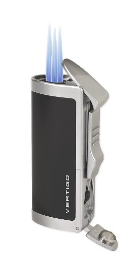 Lotus Vertigo Inferno Triple Torch Cigar Lighter