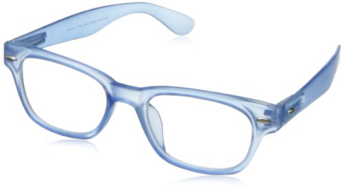 Peepers Rainbow Bright Wayfarer EyeglassesBlue45 mm