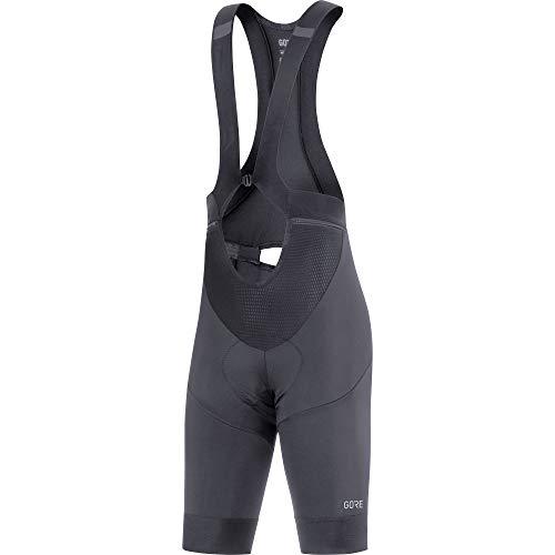 GORE WEAR C5 Women's Cycling Bib Shorts+, S, Black