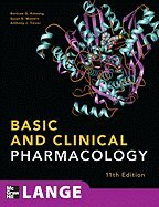 Basic and Clinical Pharmacology, 11th edition.[Paperback,2009]