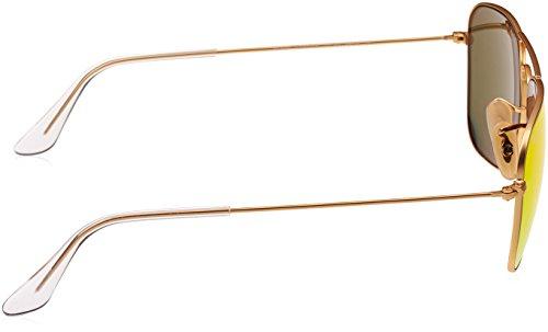 Amarillo Caravan de gafas RB3136 Ban unisex sol Gold Matte Ray 0Hn1qEOWv