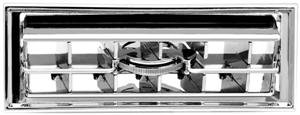 (2) CHROME Western Star Truck A/C Dash Vent Covers (Star Western Truck Accessories)