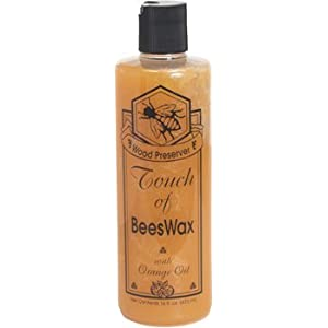 Touch Beeswax Wood Furniture Polish