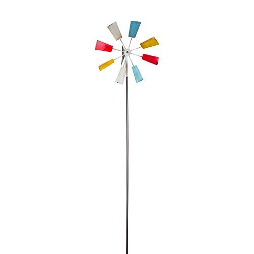Alpine Corporation Metal Windmill