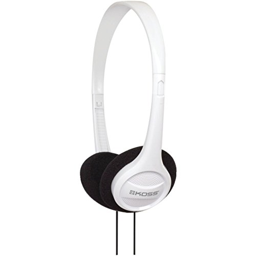 KOSS 184937 Lightweight On-Ear Headphones Electronics Accessories