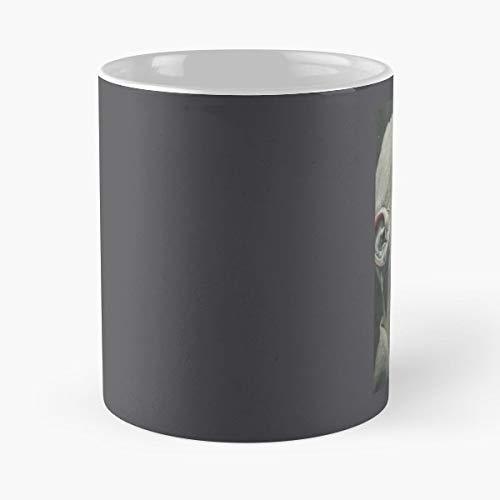 Bbk014800 Human Makeup - Coffee Mugs Unique Ceramic Novelty Cup -