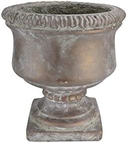 鉢 アンティクー調 グラスファイバーセメント鉢 マリーツァ 1個 国華園