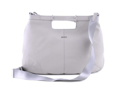 In 1 Lausanne Cross Bag Grey Bree Over 54XSwq