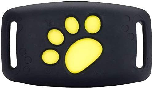 GPSペットトラッカーは、ミニ抗失われたインテリジェントな製品ローズMパンプス,道路,黒