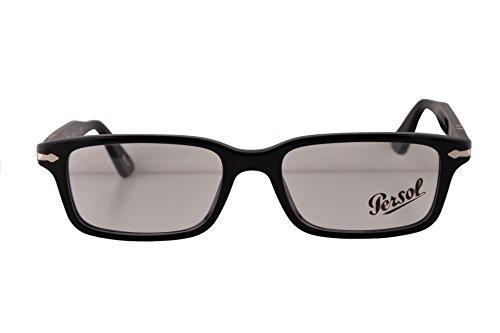 Persol PO2965VM Eyeglasses 53-18-140 Black 95 PO2965-V-M (FRAME ONLY)