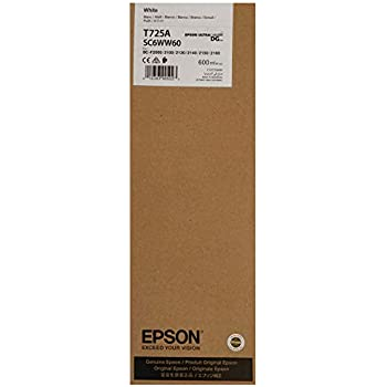 Amazon com: Epson F2100 and F2000 UltraChrome DG Ink - 600