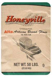 Alta Artisan Unbleached Flour
