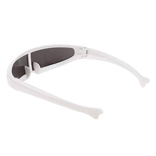Anteojos Solar Playa 2 Hombre de Mujer P Espejo Viaje Conbducción UV 400 Protección Prettyia Gafas para Sol de Lentes ZP8wRq