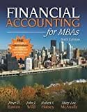 Financial Accouting for MBAs, Easton, Peter and Halsey, Robert, 161853100X