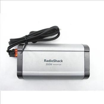 RadioShack Power Inverter 350 WATT DC-to-AC 22-155