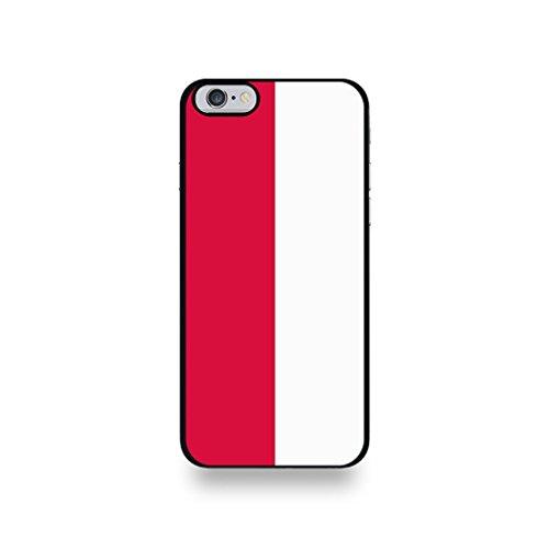 LD coqip6_145 Case Schutzhülle für iPhone 6, Motiv Flagge Polen