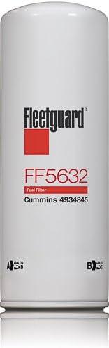 6//PACK FLEETGUARD FUEL FILTER FF5632