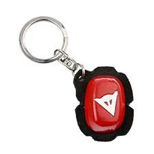 Dainese Knee Slider Keys Holder, Neutral/Red, One Size