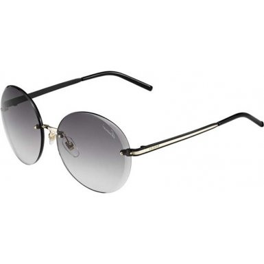 Gucci GG4247/S Sunglasses-0DZ0 Gold (EU Gray Gradient Lens)-59mm by Gucci