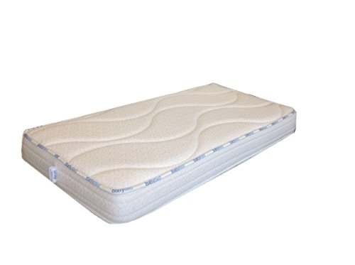 Colchón viscoelástica para cuna 120x60cm. Viscoelástico BaByBed para bebés product image