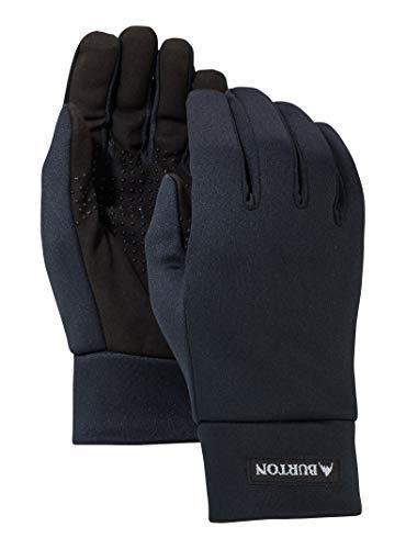 Burton Women's Touch N Go Glove Liner, True Black, Medium