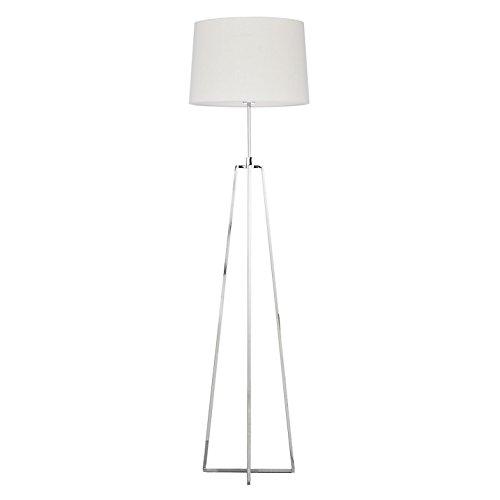 ex John Lewis Lockhart Floor Lamp (Chrome): Amazon.co.uk: Kitchen & Home