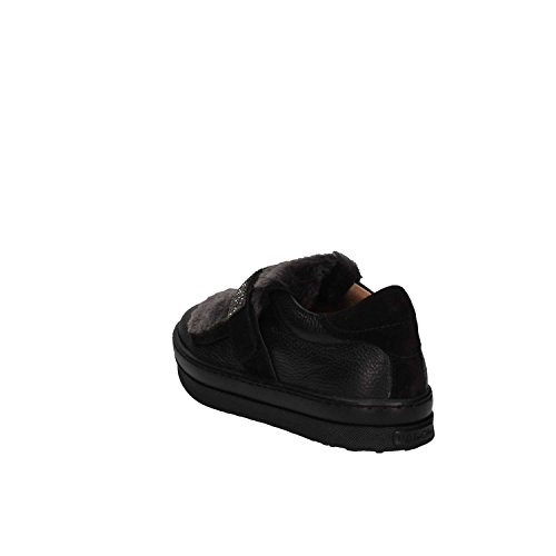 Unisa Fun CEV Black Sneaker Kind Schwarz