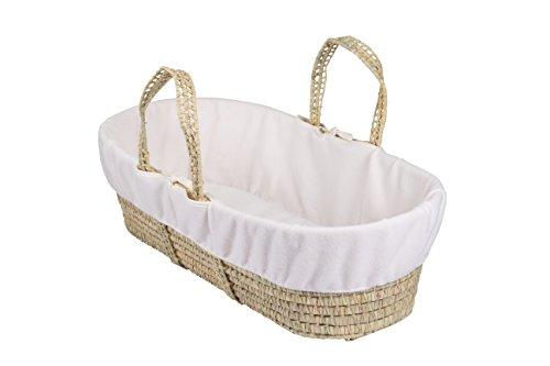 Mothercare Moses Basket Starter Set Cream