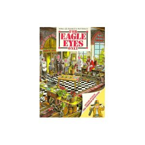 For Eagle Eyes Only (Super Sleuth Puzzles Series)