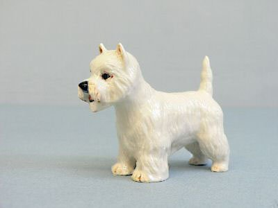 Miniature West Highland White Terrier - WEST HIGHLAND WHITE Terrier Dog Westie New MINIATURE NORTHERN ROSE R148