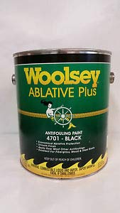 (Woolsey Ablative Plus Antifouling Paint, Gallon)
