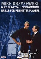 Mike Krzyzewski: Duke Basketball: Development Drills for Perimeter Players (DVD)