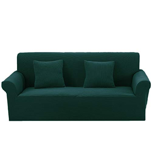 Argstar Premium Knit Large Sofa Slipcover Elastic Couch Cove