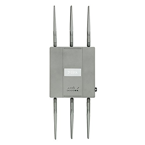 D-Link Systems Wireless AC1750 Simultaneous Dual Band Plenum-Rated PoE Access Point (DAP-2695) by D-Link (Image #3)