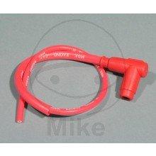 Conector de bujía con cable, 708.53.270, válido para gas, EC-