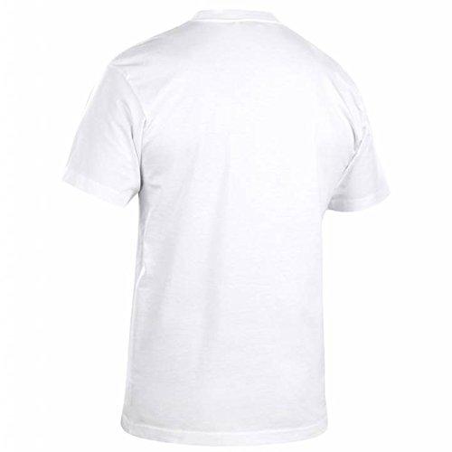 Blakläder 330210301000s Größe S T-Shirt–Weiß (10Stück)