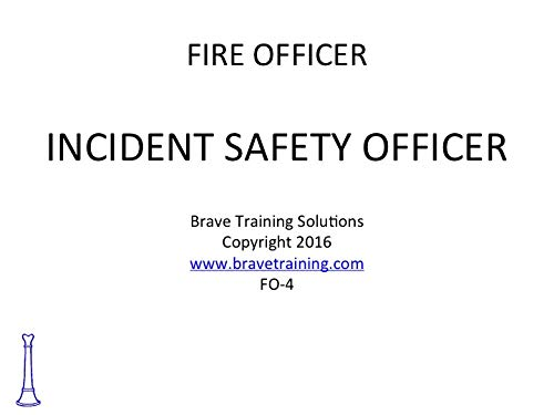 amazon com fire incident safety officer ppt training presentation