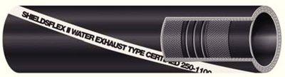 Shields Hardwall Exhaust/Water Hose, 3 1/2