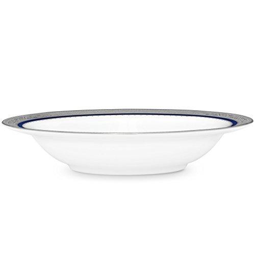 Noritake Odessa Cobalt Platinum Fruit Bowl