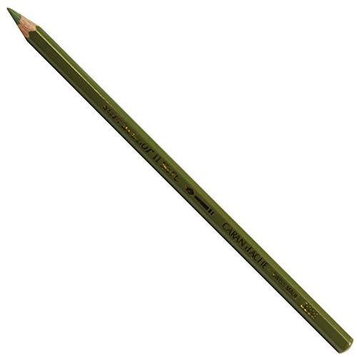 Lápis Aquarelável Supracolor II Soft Caran d'Ache - 249 - Olive