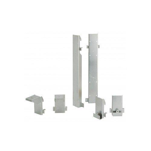 Focus Foodservice FUR1824CHSS Stainless Steel Wall-Mounted Utensil Rack, 18