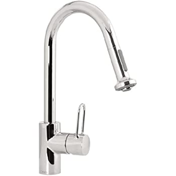 Hansgrohe Metro E High Arc Pullout Kitchen Faucet