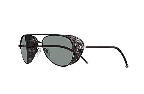 245e409ef36c Chrome Hearts - Probasshole - Sunglasses (Matte Black - Black Leather -  with Side Shield