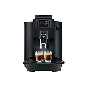 Jura WE6 Maquina de Café, 1450 W, Plástico, Negro Piano: Amazon.es: Hogar