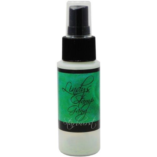 Lindy's Stamp Gang Starburst Spray 2oz Bottle-Cathedral Pines Green SBS-67