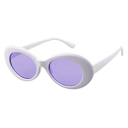 Soleil Classiques Vintage Unisexe De Femme 2018 Goggles Rétro Aimee7 Clout Eyewear Ovales Sunglasses Chic Chaud Mode E Pas Cher Lunettes BqgxwEA