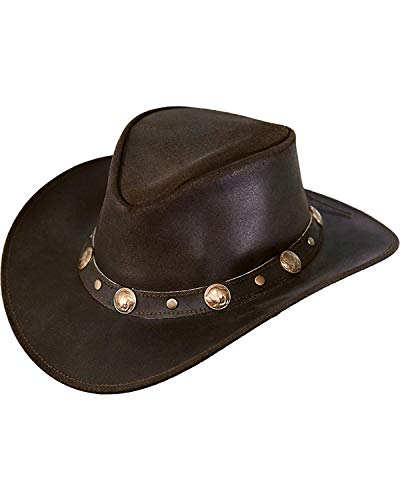 (Outback Trading Rawhide - Dark Brown (MD))